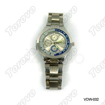 金属色手表U盘
