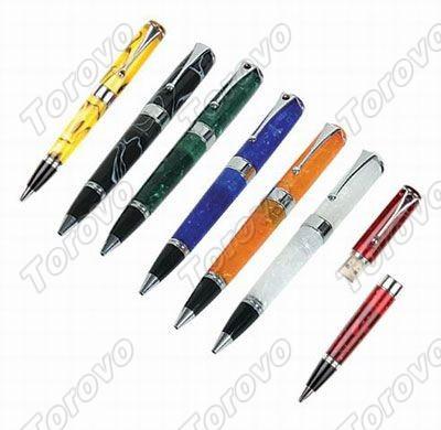 彩色U盘笔