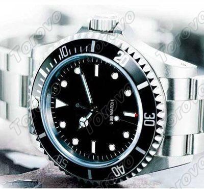 石英U盘手表
