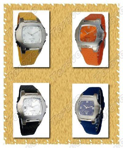 彩色表带U盘手表