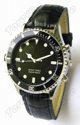 时尚U盘手表