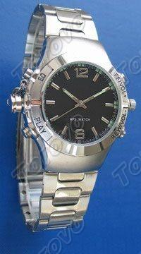 不锈钢手表U盘