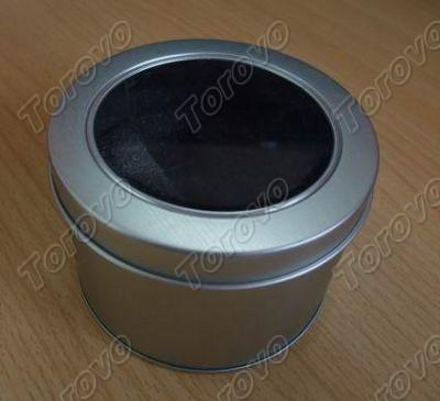 圆形铁盒U盘包装