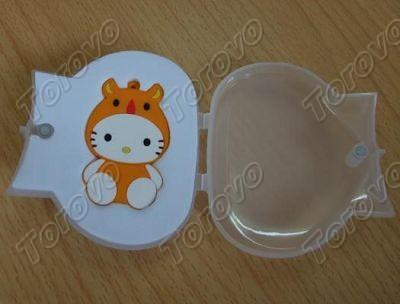卡通U盘塑胶包装