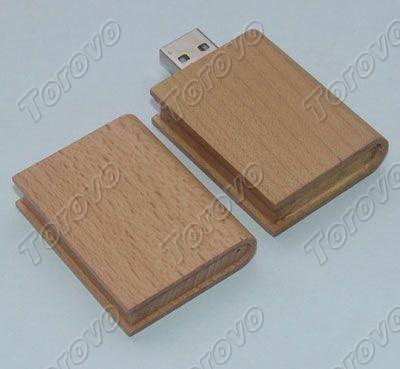木质圣经U盘