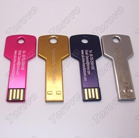 最受欢迎创意U盘钥匙U盘锁住秘密