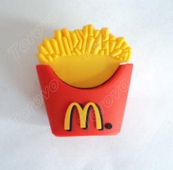 麦当劳U盘/薯条仿真U盘生产定制