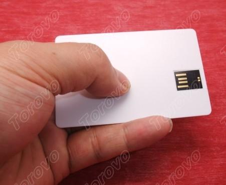 镂空式自由旋转卡片式U盘批量生产