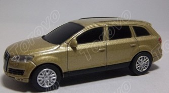 顶级豪华奥迪Q7轿车U盘专业供定制