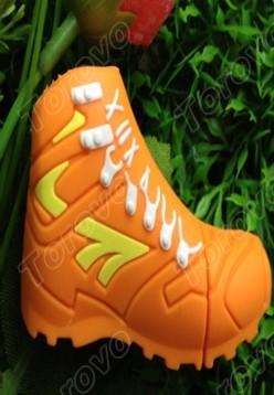 硅胶U盘/pvc塑模的鞋子U盘定制