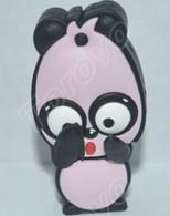 小熊卡通U盘/熊表情创意礼品U盘