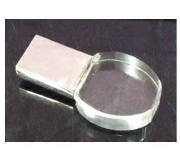 超迷你型LED指甲油瓶水晶U盘系列