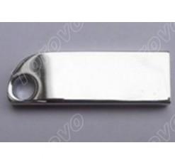 金属不锈钢+钥匙孔设计的U盘定做