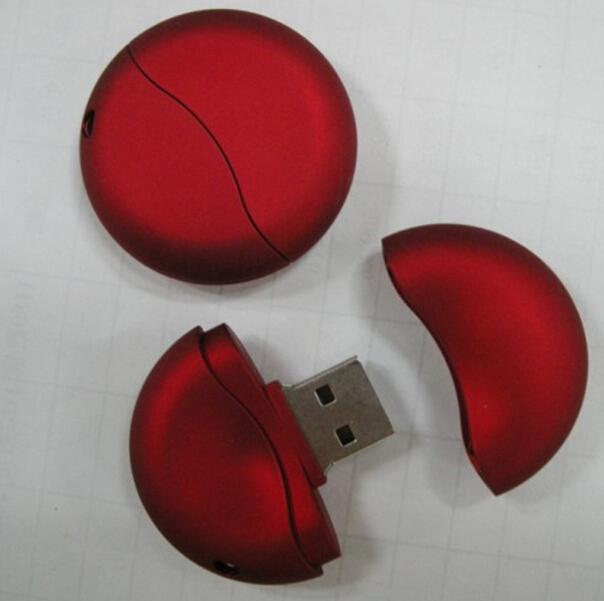圆盘飞碟造型,亮面和喷油均可。
