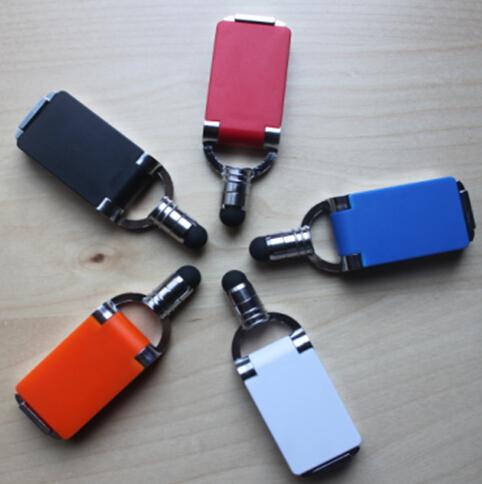 手机支架触摸笔U盘,专利产品