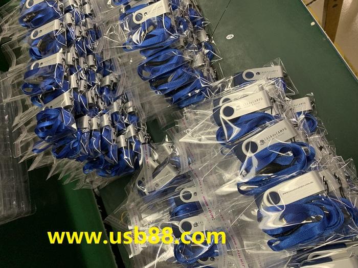 U盘厂家:外贸礼品U盘订单加工